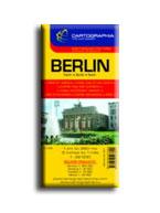BERLIN TÉRKÉP - CART. - FIX