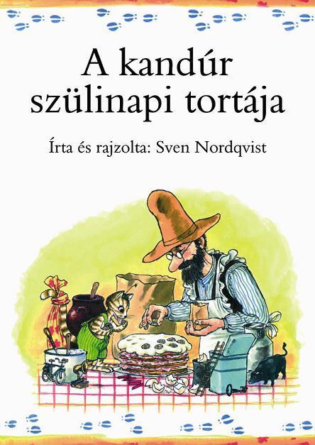 A KANDÚR SZÜLINAPI TORTÁJA