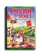 ENGLISH FOR YOU 1. - ANGOL NYELVKÖNYV KISGYERMEKEKNEK